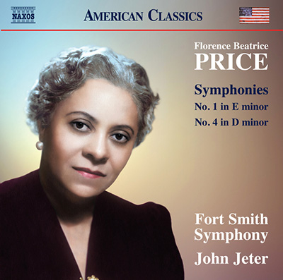Price: Symphonies Nos 1 and 4