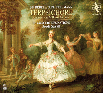Terpsichore - Apotheosis of Baroque Dance