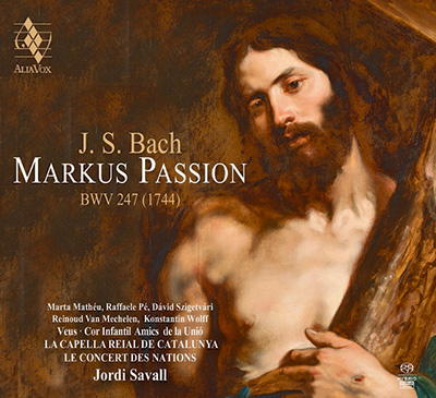 JS Bach St Mark Passion, BWV 247