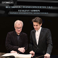 Beethoven Piano Concertos Nos 1 and 2