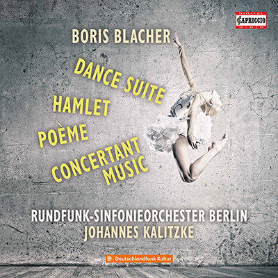 Blacher Orchestral Works