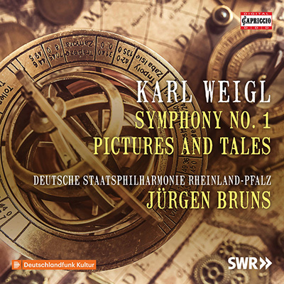 Weigl: Symphony No 1, Pictures and Tales