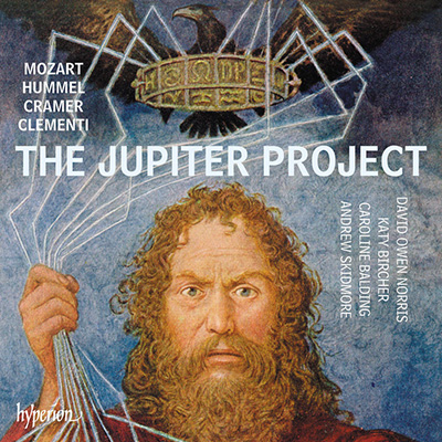 Mozart: The Jupiter Project