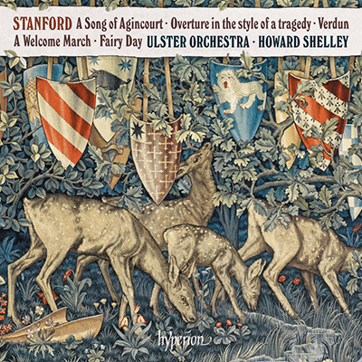 Stanford: A Song of Agincourt & other works