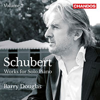 Schubert Solo Piano Works Vol 2