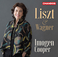 Liszt, Wagner Piano Works