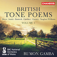 British Tone Poems Vol 1