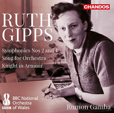 Gipps Orchestral Works