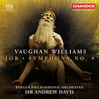 Vaughan Williams Job (A Masque for Dancing), Symphony No 9