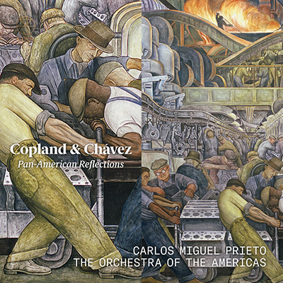 Copland and Chavez - Pan-American Reflections
