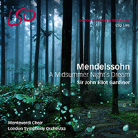 Mendelssohn A Midsummer Night's Dream