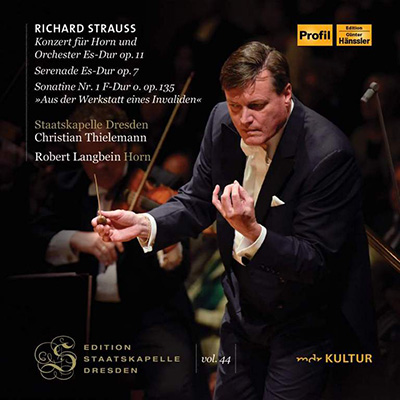 R Strauss: Concerto for Horn and Orchestra
