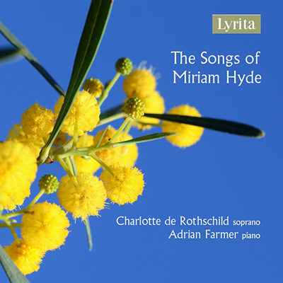 The Songs Of Miriam Hyde