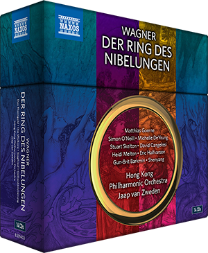 Wagner The Ring of the Nibelungs box set