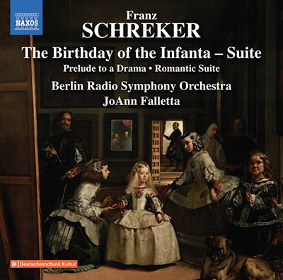 Schreker The Birthday of the Infanta - Suite