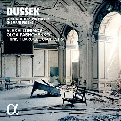 Dussek Concertos for two piano and Chamber works